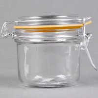 Anchor Hocking 98906 7 oz. Mini Heremes Jar -12 / Case
