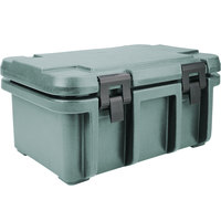 Cambro UPC180401 Slate Blue Camcarrier Ultra Pan Carrier - Top Load for 12 inch x 20 inch Food Pan