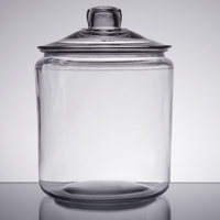 Anchor Hocking 69349T 1 Gallon Jar with Glass Lid