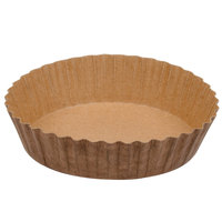 Solut 21088 8 oz. Corrugated Baking Cup with Quick Release Coating - 720/Case