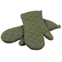 Choice 17 inch Oven Mitts - Fire Retardant - Pair