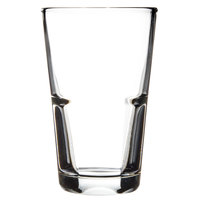 Anchor Hocking 90254 Clarisse 14 oz. Stackable Beverage Glass - 24/Case