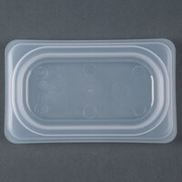 Cambro 90PPSC Translucent 1/9 Size Polypropylene Seal Cover