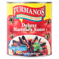 Furmano's Deluxe Marinara Sauce #10 Can