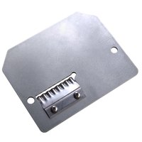 Nemco 55876-WR Wavy Ribbon Fry Cutter Front Plate Assembly