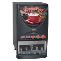 Bunn iMIX-5 Cappuccino / Espresso Machine Hot Beverage Dispenser with 5 Hoppers 120V (Bunn 37000.0000)