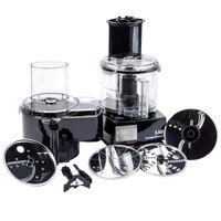 Waring WFP14SC 3.5 Qt. Combination Continuous Feed / Batch Bowl Food Processor - 120V