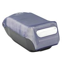 San Jamar H5000CL Minifold Venue Countertop Napkin Dispenser - Clear