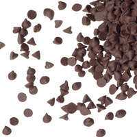 Regal Foods Chocolate Chip Miniatures Candy Ice Cream Topping - 10 lb.