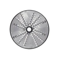 Hobart 3GRATE-FINE-SS Stainless Steel Fine Grater Plate for FP300, FP350, and FP400 Series