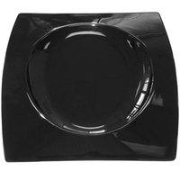 CAC FSB-21-BK Fashion Bridge Plate 12 inch x 12 1/2 inch - Black - 4/Case