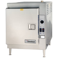 Cleveland 21CET16 SteamCraft Ultra 5 Pan Electric Countertop Steamer - 240V, 3 Phase, 16 kW