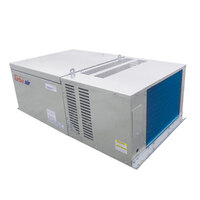 Turbo Air STX055LR-404A2 SMART 7 Outdoor Low Temperature Self-Contained Refrigeration Package