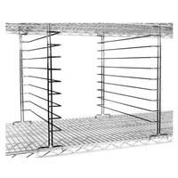 Eagle Group Tray Slide Racks For 24 inch Wire Shelving