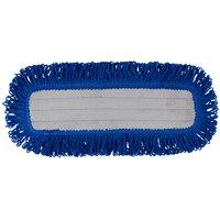 Microfiber Dry Velcro® Dust Mop - 18 inch