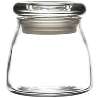 Libbey 71355 Vibe 4.5 oz. Spice Jar with Lid - 12/Case