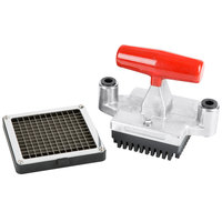 Vollrath 15059 Redco 1/4 inch Dice T-Pack for Vollrath Redco InstaCut 3.5 - Tabletop Mount