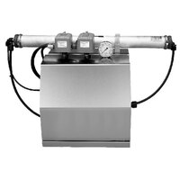 3M Cuno CFSRO-1200 Reverse Osmosis Water Filtration System for Steamer Equipment - 1200 GPD