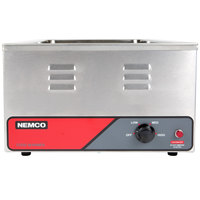 Nemco 6055A 12 inch x 20 inch Countertop Food Warmer - 120V, 1200W