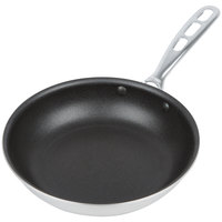 Vollrath 67628 Wear-Ever 8 inch Non-Stick Fry Pan with SteelCoat x3 Interior and TriVent Chrome Plated Handle