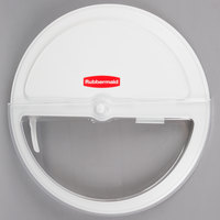 Rubbermaid 9G77 ProSave Rotating Lid with 3 Cup Scoop (FG9G7700WHT)