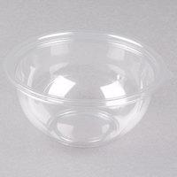 Sabert 12016A500 FreshPack 16 oz. Clear PETE Round Bowl   - 500/Case