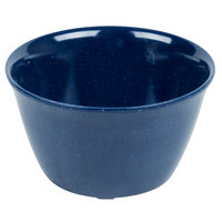 Carlisle 4354035 Dallas Ware 8 oz. Cafe Blue Bouillon Cup - 24/Case