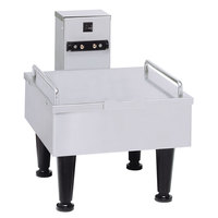 Bunn 27825.0000 Soft Heat Stainless Steel Single Server Docking Station - 120V