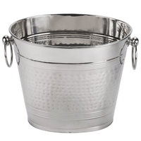 American Metalcraft O2BWB Stainless Steel 2 Bottle Wine Bucket