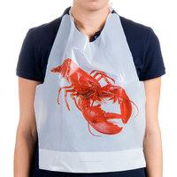 Royal Paper PB25 Disposable Lobster Bib - 500/Box