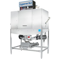 Jackson Conserver XL2 Door Type Dishwasher Low Temperature Chemical Sanitizing - 115V