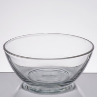 Anchor Hocking 86642 Presence 16 oz. Glass Bowl   - 12/Case