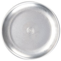 American Metalcraft CTP9 9 inch Standard Weight Aluminum Coupe Pizza Pan