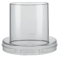 Waring 025412 2.5 Qt. Bowl Cover with Feed Chute