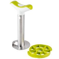 Vacu Vin 4872360 4-In-1 Pineapple Corer / Slicer / Peeler / Wedger