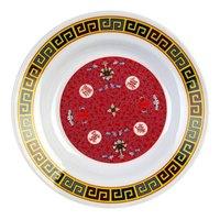 Longevity 10 oz. Round Melamine Soup Plate - 12 / Pack