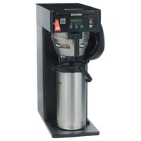 Bunn 36600.0004 ICB-DV Black Infusion Dual Voltage Coffee Brewer