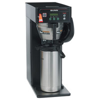 Bunn 36600.0004 ICB-DV Black Infusion Coffee Brewer - Dual Voltage