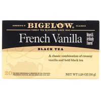 Bigelow French Vanilla Tea - 20 / Box