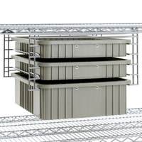 Metro SS2NC Super Erecta Slide System for 24 inch Shelves
