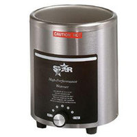 Star 4RW 4 Qt. Stainless Steel Food Warmer - 120V