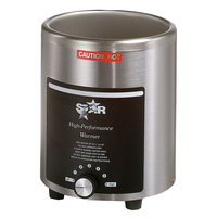 Star 4RW 4 Qt. Stainless Steel Food Warmer - 120V, 600W