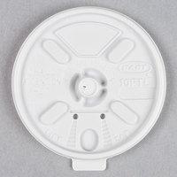 Dart 10FTL 10 White Lift'n'Lock Lid - 100/Pack