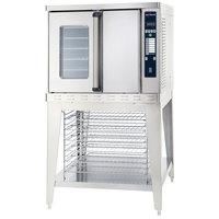 Alto-Shaam ASC-4G / E Platinum Series Liquid Propane Full Size Convection Oven with Electronic Controls - 50,000 BTU