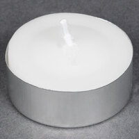 Choice 3 Hour Tea Light / Votive Candle - 500 / Case