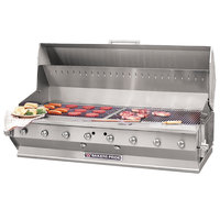 Bakers Pride CBBQ-30S-BI Liquid Propane 30 inch Ultimate Built-In Gas Outdoor Charbroiler with Grill Cover