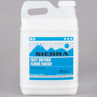 Sierra by Noble Chemical 2.5 Gallon Fast Drying Floor Finish - 2/Case