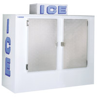 Polar Temp 670CW Cold Wall Outdoor Ice Merchandiser - 65 cu. ft.