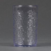 Carlisle 550807 Clear Pebble Optic Tumbler 8 oz. - 24/Case