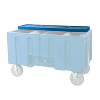 Blue Locking Lid for Super Arctic 080 Mobile 456 qt. Cooler with Wheels
